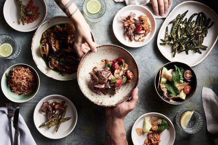 ทำความรู้จักและลิ้มลองอาหารตะวันออกกลาง จากร้านอาหาร foodpanda